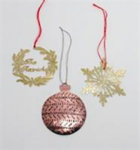 Crafts and Drafts: Holiday Ornaments