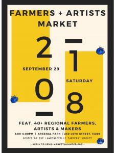 Artists + Farmers Market