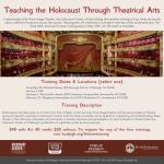 Teaching the Holocaust Through Theatrical Arts