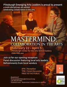 Mastermind: Collaboration in the Arts