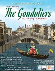 The Gondoliers - Pittsburgh Savoyards