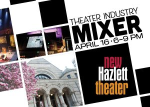 Theater Industry Mixer