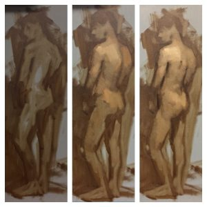 MASTER CLASS: Figure Painting - Light & Form with Alexander Soukas