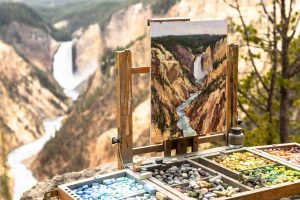MASTER CLASS: Plein Air Lanscapes with Aaron Schue...