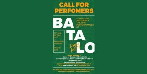 Call for Performers at Batalo Dance Fest 2019