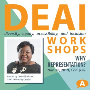 DEAI Lunch & Learn Workshop: Why Representatio...