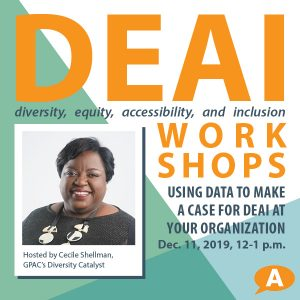 DEAI Lunch & Learn Workshop: Using Data to Mak...