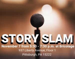 WordWrite Story Slam: The Best Story I've Ever Tol...