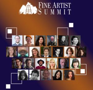 Fine Artist Summit (Free Online Conference)