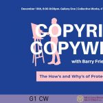 Copyright/Copywrong - Conversation about Artist's Rights