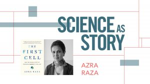 Q & A with Dr. Azra Raza: A moderated discussion about writing