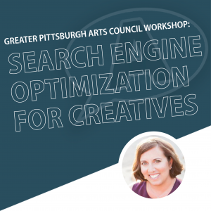 Workshop: Search Engine Optimization for Creatives