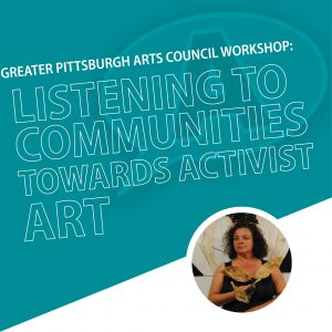 Workshop: Listening to Communities towards Activis...