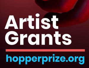 $1,000 Artist Grants | All Media Eligible