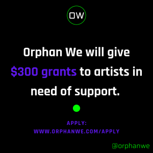 Video Story Grant For Artists