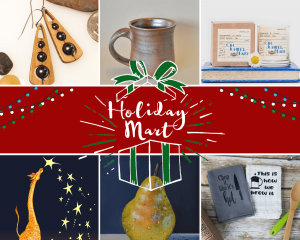 Call for Artists - Holiday Mart Online Sale