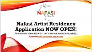 Nafasi On Centre Artist Residency Application Now Open !