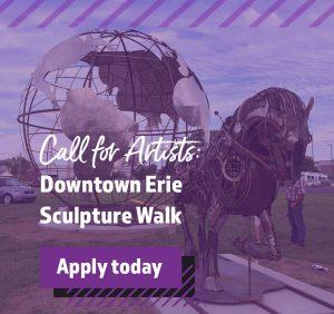 Call for Artists: Erie, PA Sculpture Walk