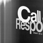 Call & Response: Craft as a Tool for Activsm