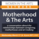 Motherhood & The Arts: Women in the Arts Network