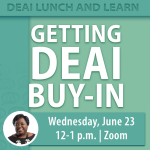 Inclusive Membership Programs: DEAI Lunch and Learn