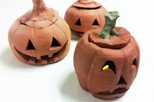 Clay Pumpkin Patch
