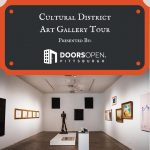 Cultural District Art Gallery Tour presented by DOORS OPEN Pittsburgh
